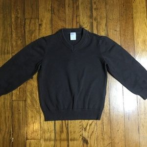 Boys H&M Long sleeve V Neck Pullover Sweater